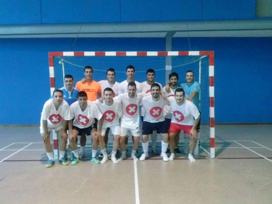 husqvarna Ventorrillo B ante club del Mar 11
