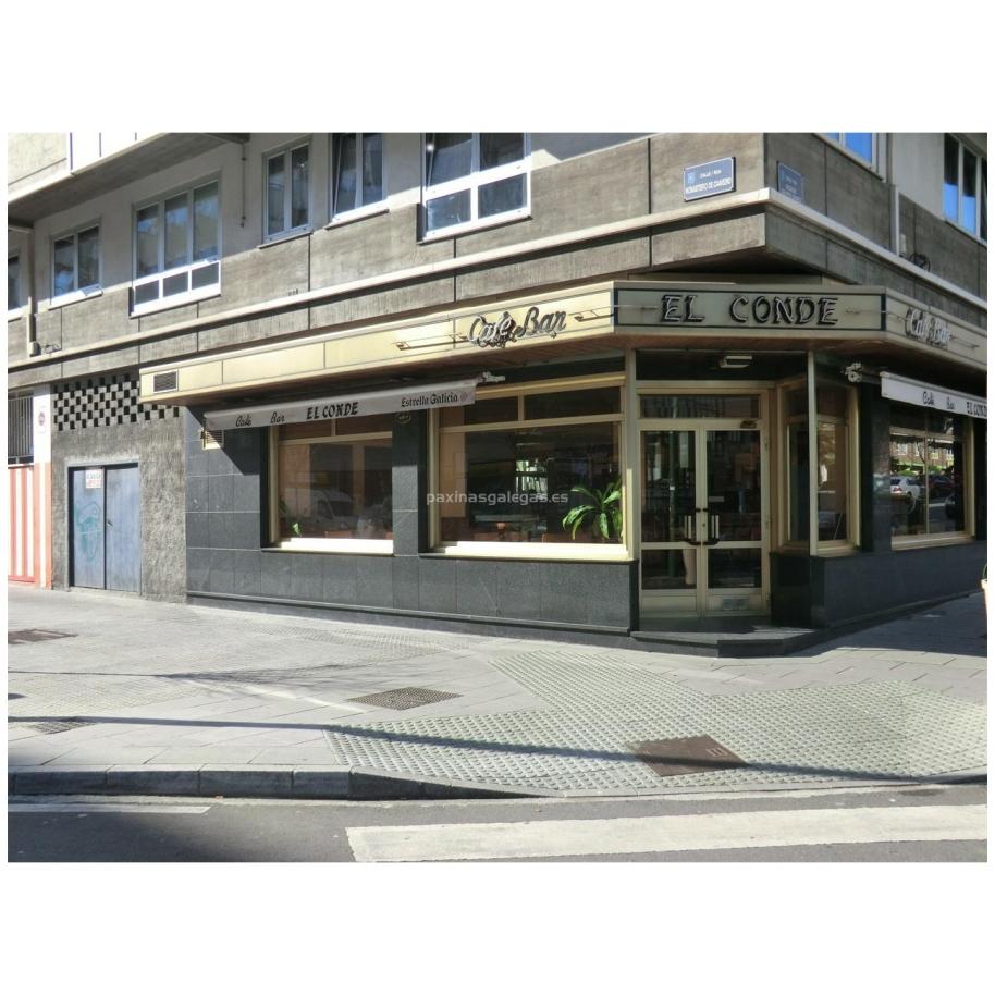 Café Bar El Conde